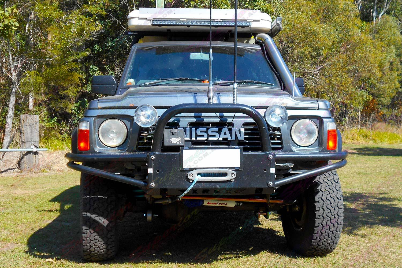 Nissan Patrol Gq Wagon Grey 42831 Superior Customer Vehicles