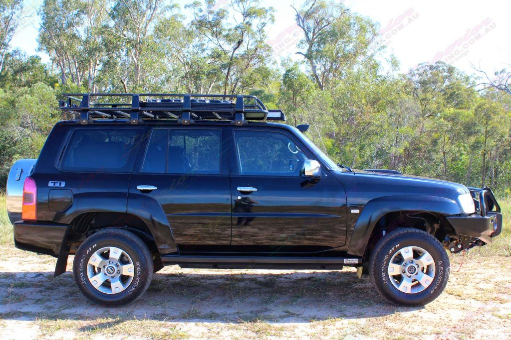 Towing Sway Bar >> Nissan Patrol GU Wagon Black 62577 | Superior Customer Vehicles
