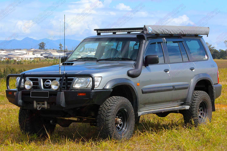 nissan patrol gu wagon silver 58152 superior customer vehicles. Black Bedroom Furniture Sets. Home Design Ideas