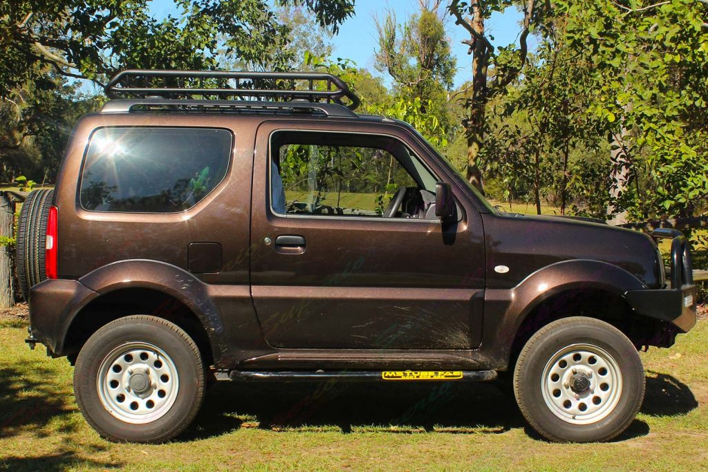 Suzuki Jimny Sierra Wagon Brown 53782 Superior Customer