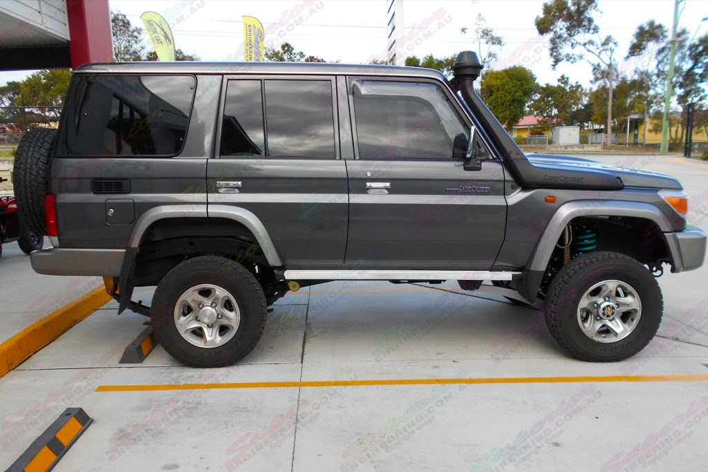 Used Fj Cruiser >> Toyota Landcruiser 76 Series Wagon Grey 39217 | Superior ...