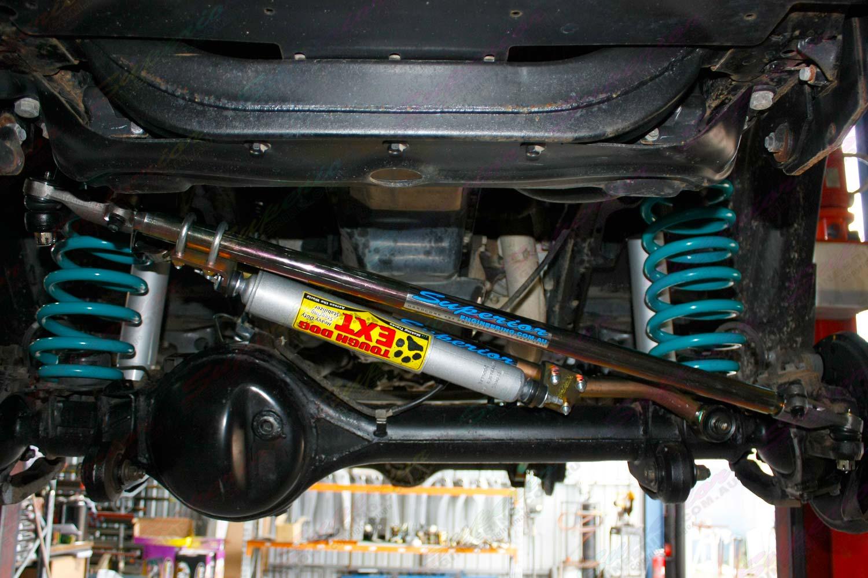 4 Inch Suspension Lift Kit >> Nissan Patrol GU Ute White 062010 | Superior Customer Vehicles