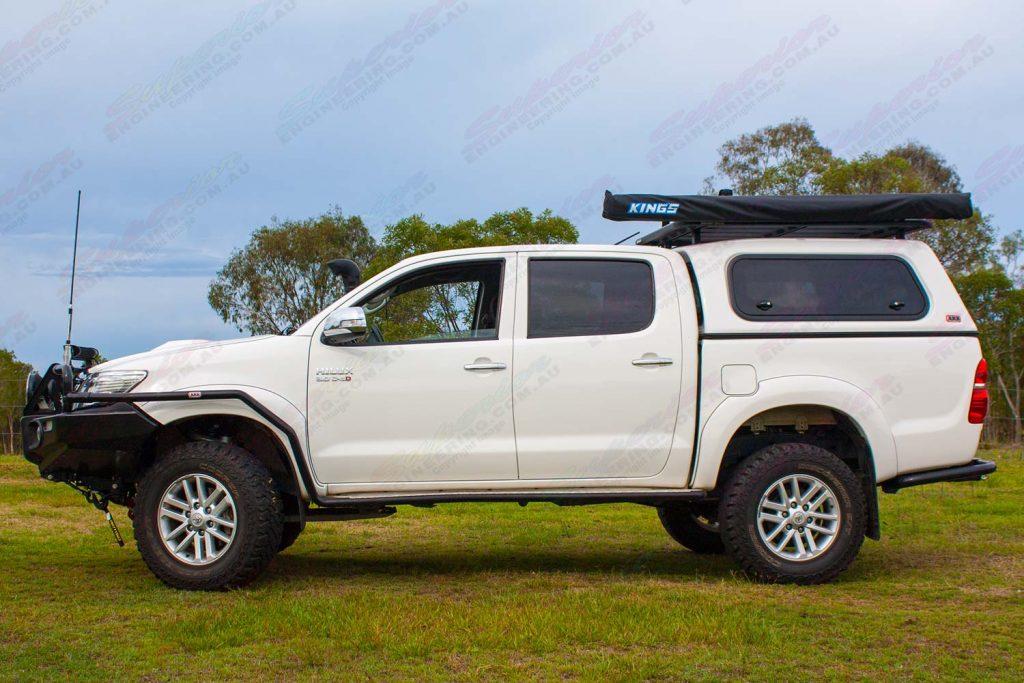 Toyota Hilux Dual Cab White R Amp D 11111 Superior Customer