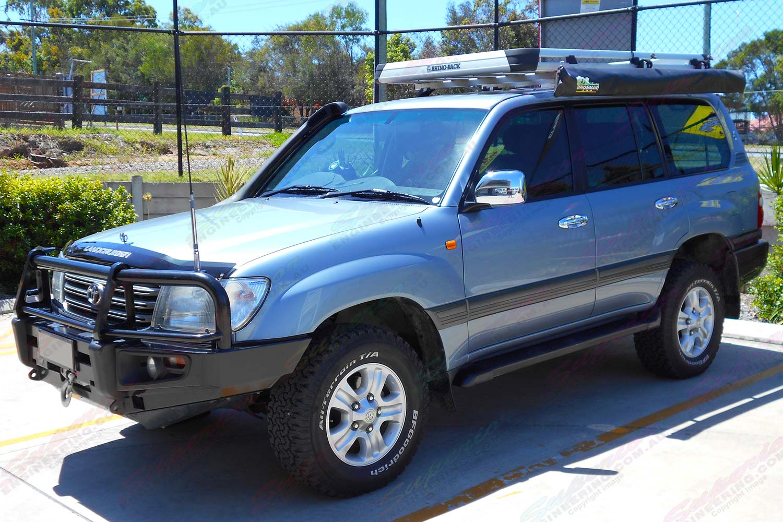 Toyota Landcruiser 100 Series Wagon Blue 36295   Superior Customer