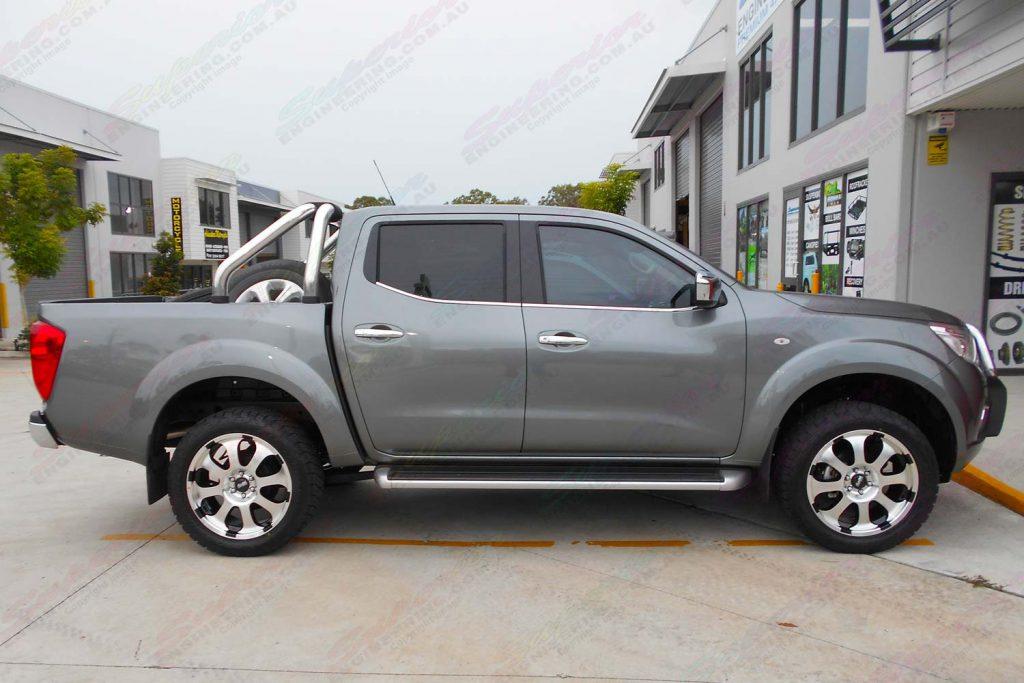 Mazda Bt 50 >> Nissan Navara NP300 D23 Dual Cab Grey 49230 | Superior Customer Vehicles