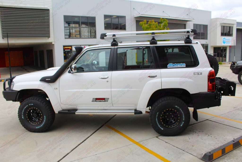 Nissan Patrol Y61 Wagon White 74156 Superior Customer