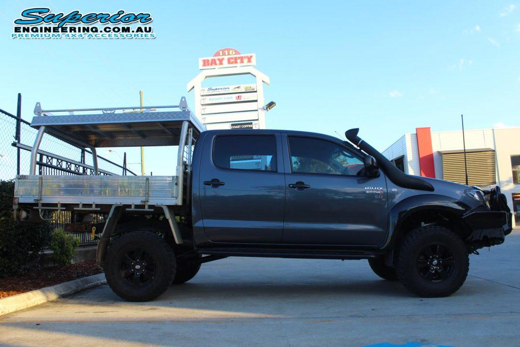 Colorado Springs Toyota >> Toyota Hilux Dual Cab Grey 74834 | Superior Customer Vehicles