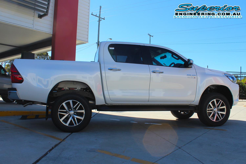 Colorado Springs Toyota >> Toyota Hilux Revo Dual Cab White 78815   Superior Customer ...