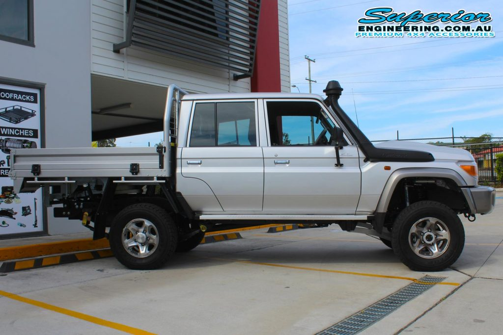 Colorado Springs Toyota >> Toyota Landcruiser 79 Series Dual Cab Silver 71501 | Superior Customer Vehicles