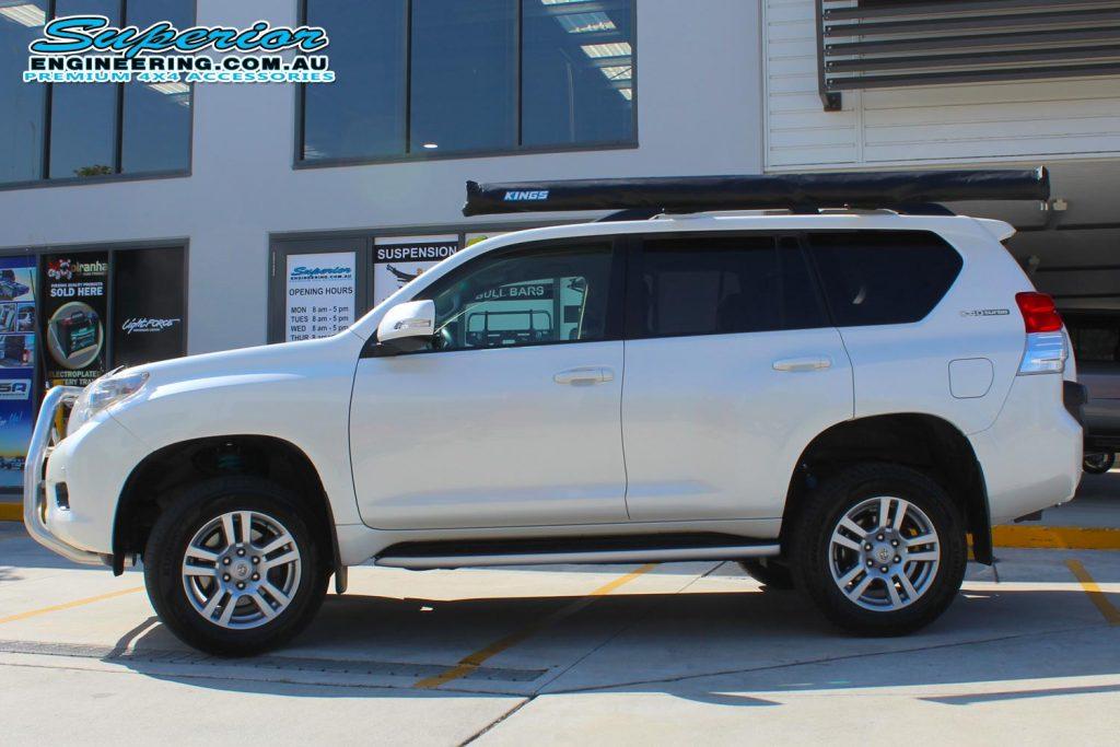 Colorado Springs Toyota >> Toyota Prado 150 Wagon White 72175 | Superior Customer ...