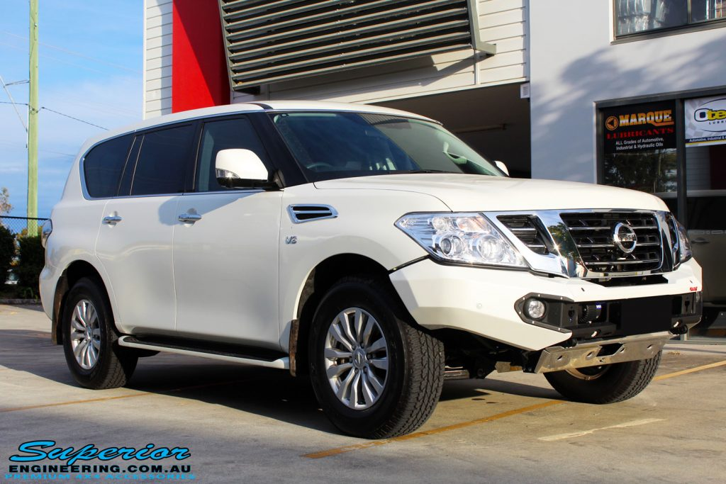 Nissan Y62 Patrol Wagon #84003 | Superior Customer Vehicles