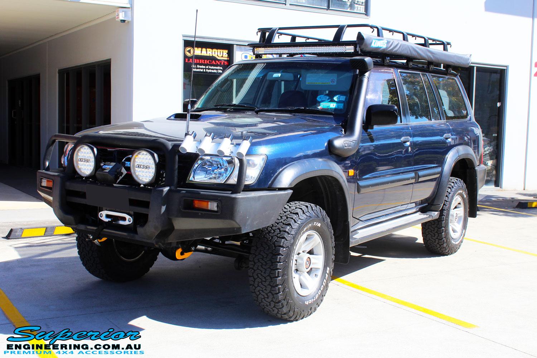 Colorado Springs Toyota >> Nissan GU Patrol Blue Wagon #99693 | Superior Customer ...